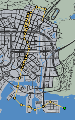 In The Loop GTAO Race Map.png