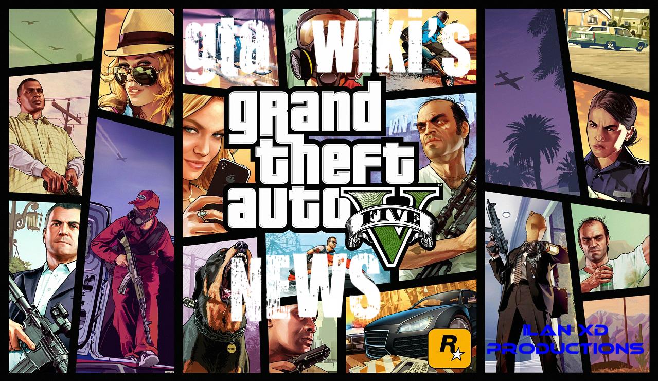AK-28/GTA Wiki News: GTA V Multiplayer video coming this Thursday!