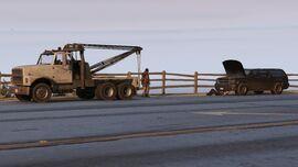 Large Towtruck GTAV Procopio Spawn