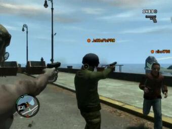 Multiplayer In Gta Iv Gta Wiki Fandom