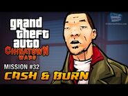 GTA Chinatown Wars - Mission -32 - Cash & Burn