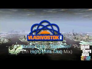 GTA IV TBoGT Vladivostok FM , Bahama Mammas Sound