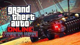 GTA Online Arena War Modes Gameplay