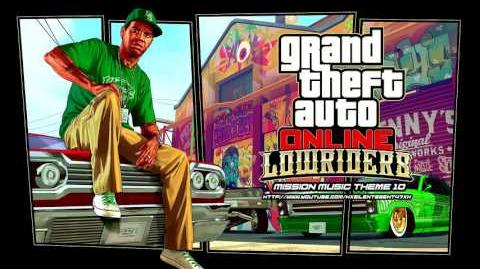 Grand Theft Auto GTA V 5 Online Lowriders - Mission Music Theme 10