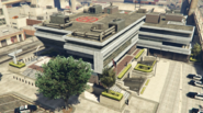 MissionRowPoliceStation-GTAV-AerialView