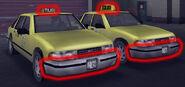 Taxi-GTA3-comparison