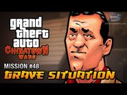 GTA Chinatown Wars - Mission -48 - Grave Situation