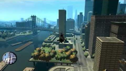 GTA TBoGT How to get the SKYLIFT on PS3!!!