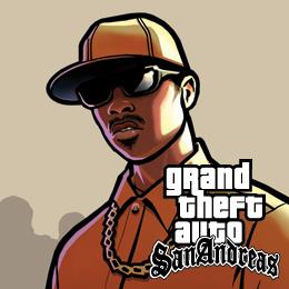 Artworks in GTA San Andreas