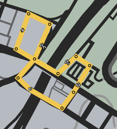 Hip To Be Cool GTAO Race Map.png