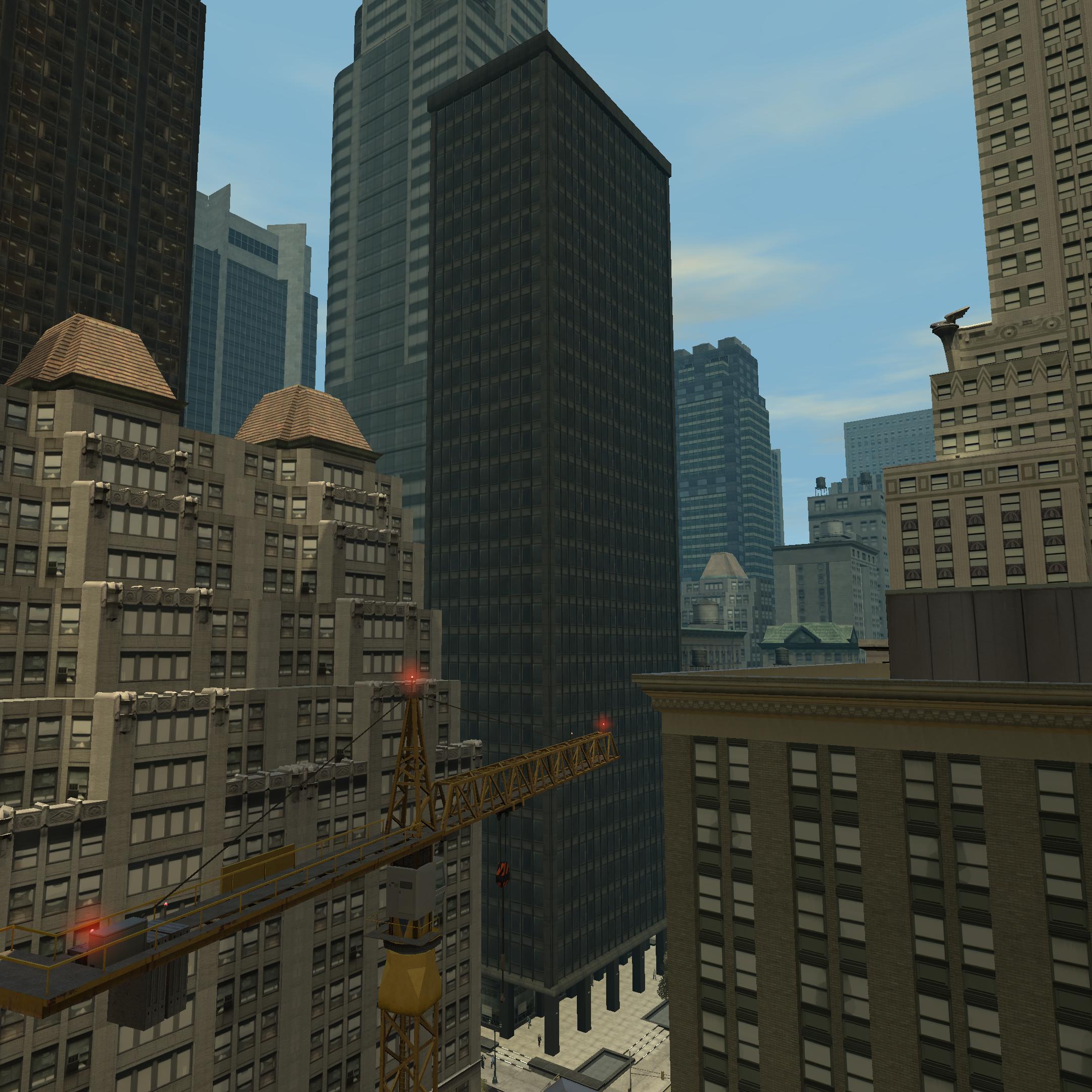 Columbus Avenue-Jade Street Building