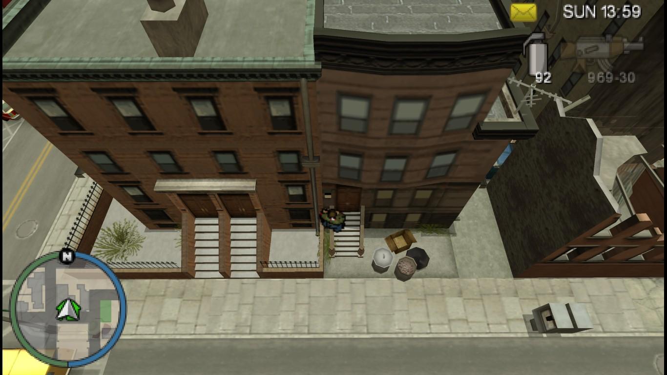 Northwood Safehouse (GTA Chinatown Wars)