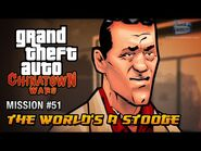 GTA Chinatown Wars - Mission -51 - The World's a Stooge