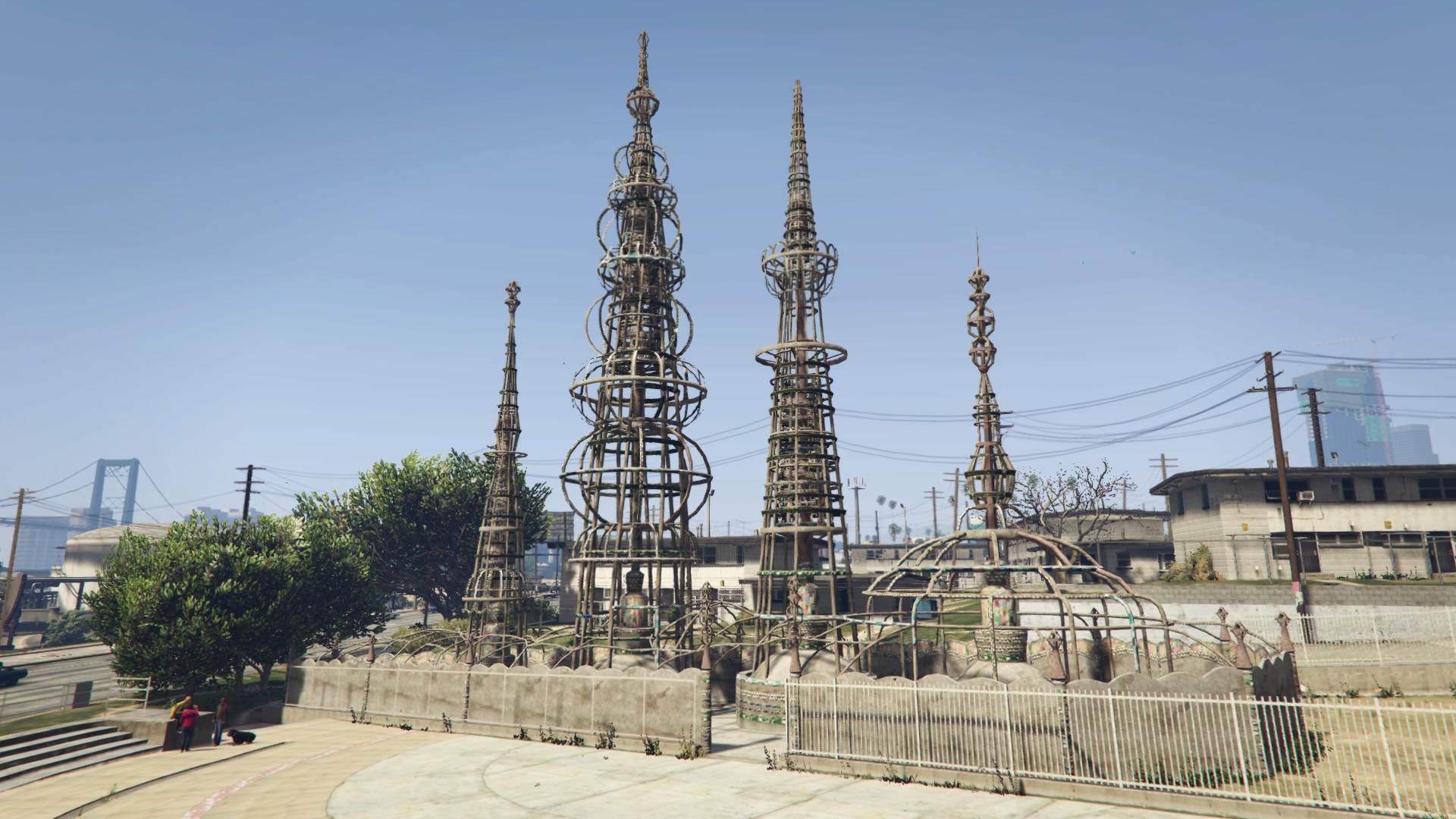 Rancho Towers