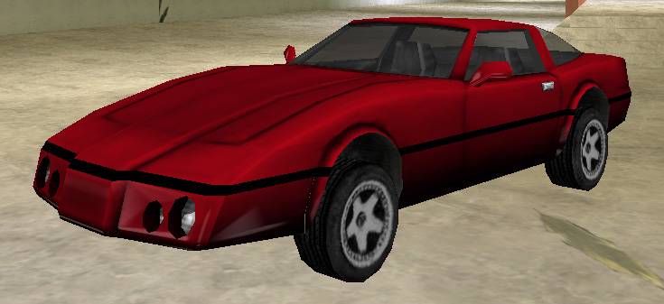 Vehicles in GTA Vice City