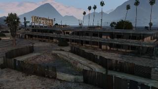 Derelict Motel (Deathmatch)