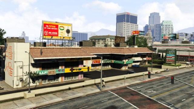 Korean Plaza