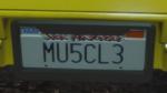 Custom Plate GTAO MU5CL3