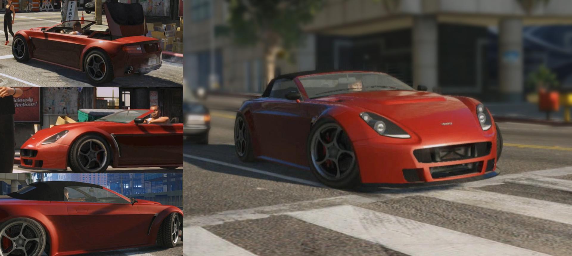 Vehicles in GTA V/Archive 1