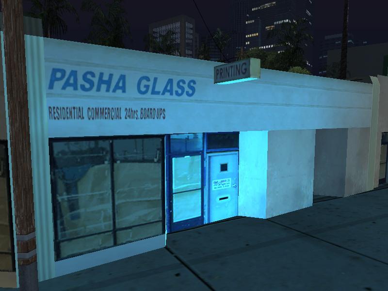 Pasha Glass