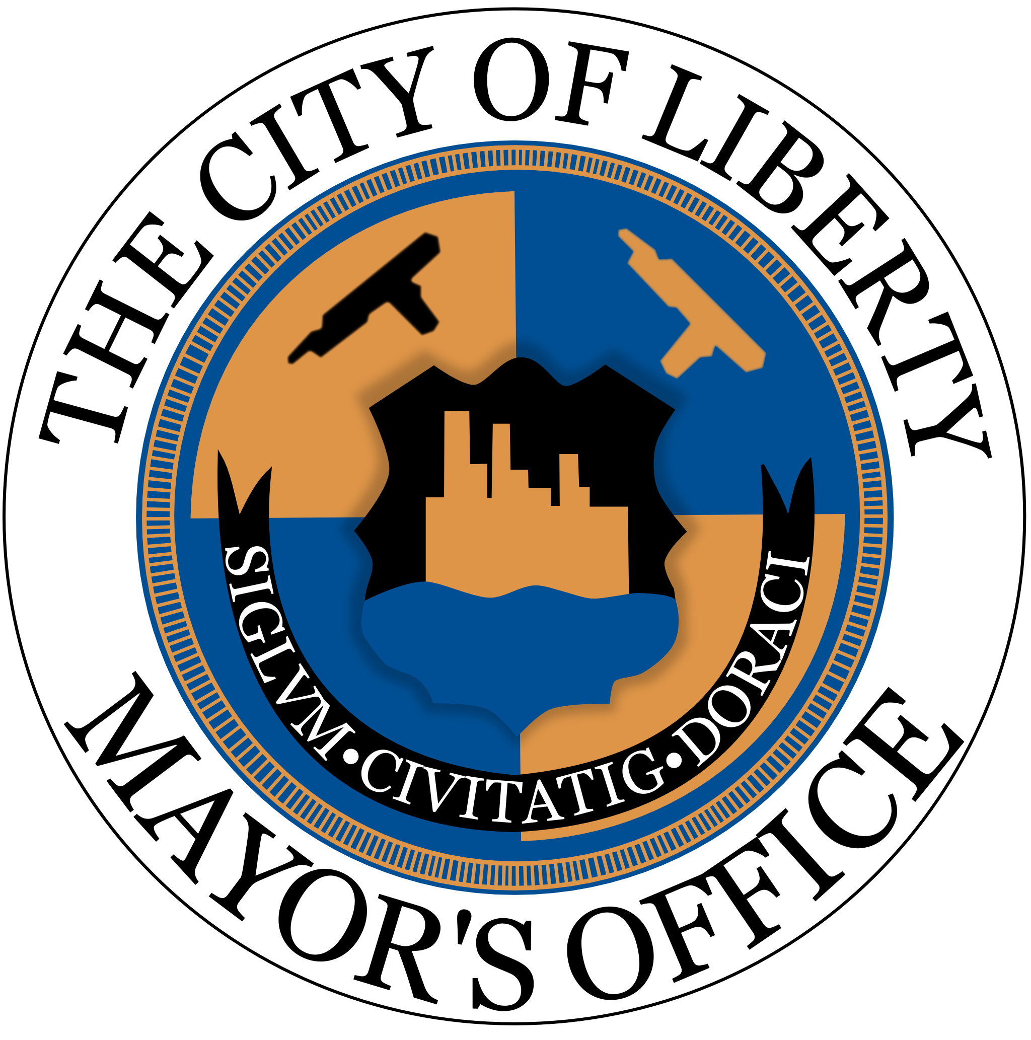 Mayoralty of Liberty City in 3D Universe