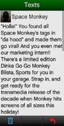 Monkey Mosaics GTAV Artist photo text