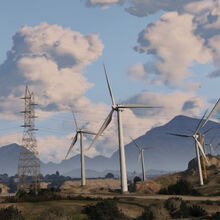 Ron Alternates Wind Farm Gta Wiki Fandom