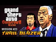 GTA Chinatown Wars - Mission -23 - Trail Blazer