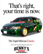 MinivanCustom-GTAO-Poster