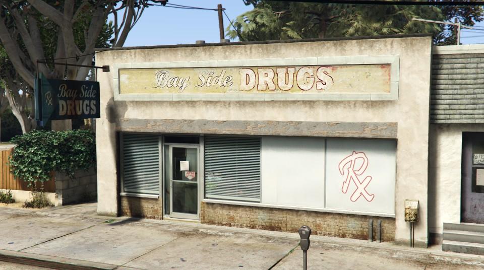 Bay Side Drugs