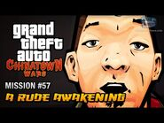 GTA Chinatown Wars - Mission -57 - A Rude Awakening
