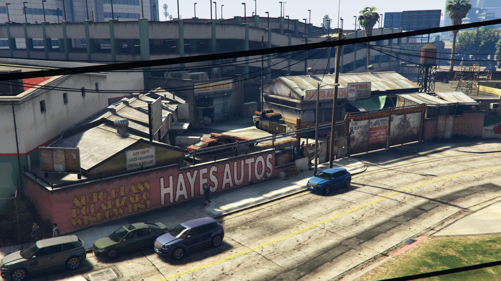 Hayes Autos