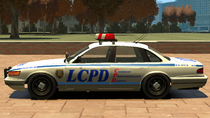 PoliceCruiser-GTAIV-Side
