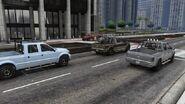 Sadler GTAV 3 Varieties in traffic