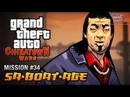 GTA Chinatown Wars - Mission -34 - Sa-boat-age