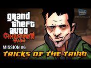 GTA Chinatown Wars - Mission -6 - Tricks of the Triad