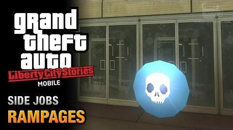 GTA Liberty City Stories Mobile - Rampages