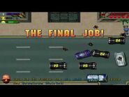 GTA 2 (1999) - The Final Job! (Downtown District) -4K 60FPS-