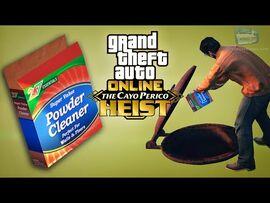 GTA Online- The Cayo Perico Heist - Cutting Powder Locations & Effects