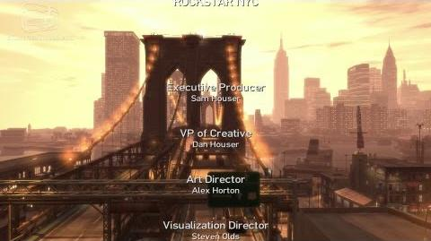 End Credits (GTA IV)