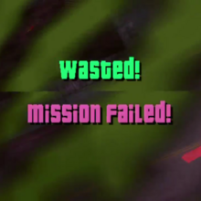 GTA VCS Wasted Mission Failed.png