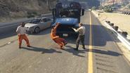 Bust Out-GTAO-Escape Fail