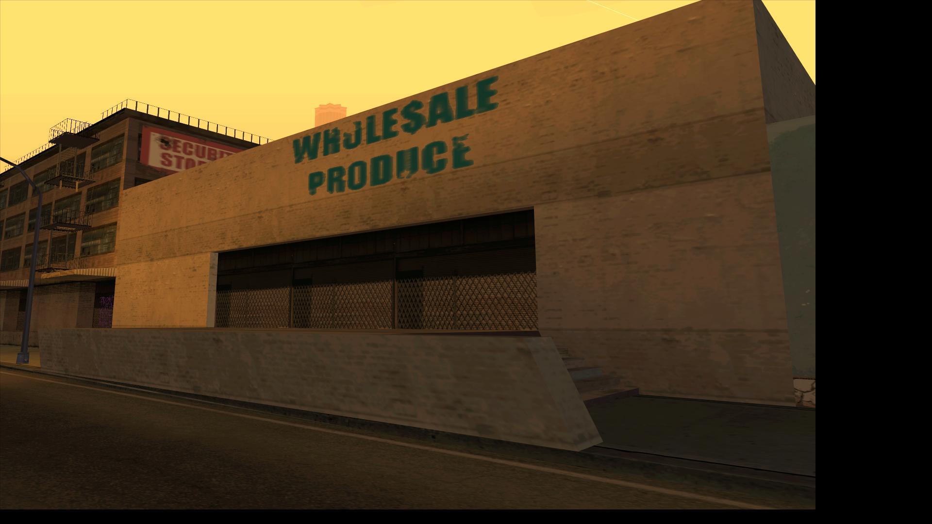 Wholesale Produce