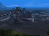 Francis International Airport (3D Universe)