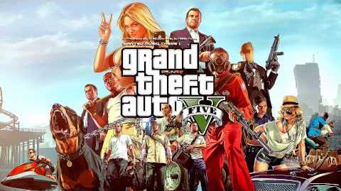 Grand Theft Auto GTA V - Wanted Level Music Theme 1 Last Gen