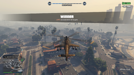 Headhunter-GTAO-Winner
