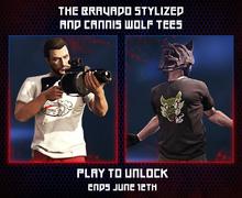 BravadoStylized&CanisWolfTShirts-GTAO-Advert