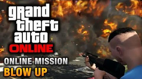GTA Online - Mission - Blow Up Hard Difficulty