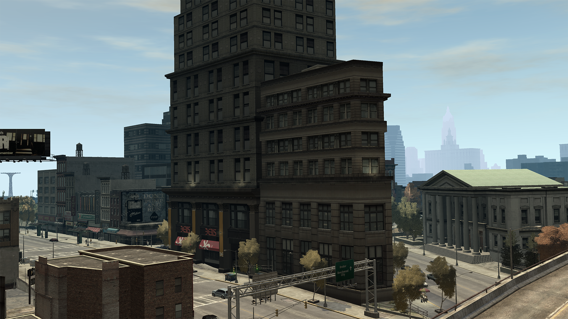 Downtown (GTA IV)
