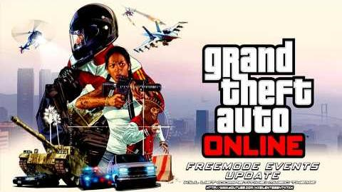 Grand Theft Auto GTA Online Freemode Events Update - Kill List (Competitive) Mode Music Theme